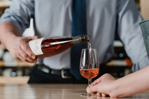 Wine Tastings led by sommelier, Michael Kompass