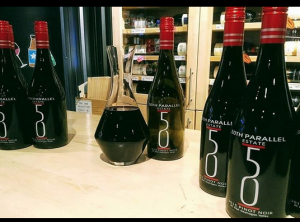 50th Parallel Pinot Noir