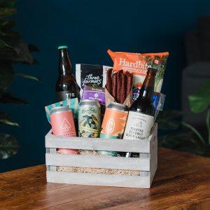 BC Craft Beer Basket