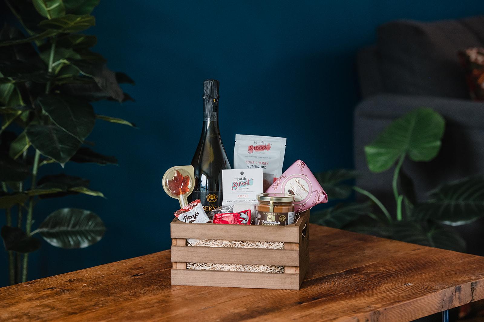 Sweetheart Gift Basket